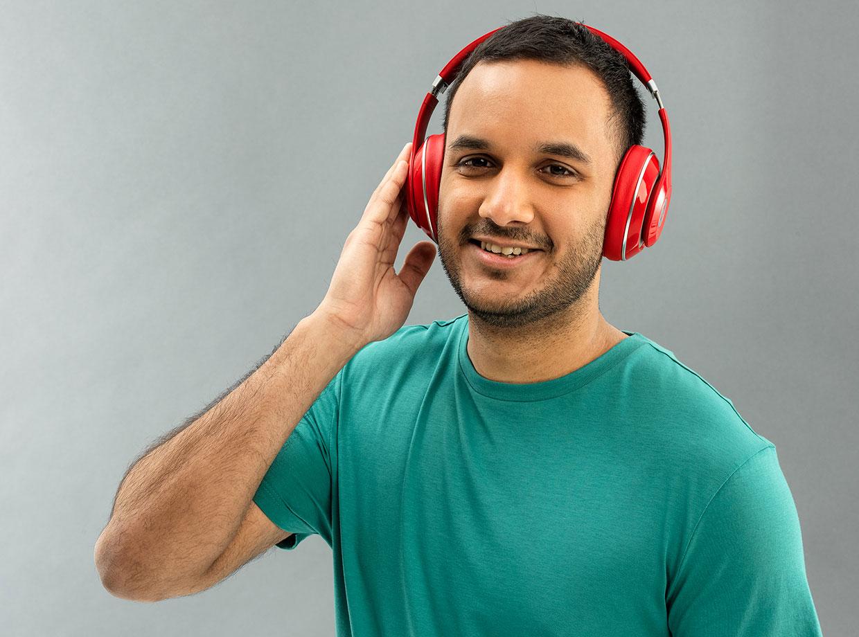 Nabeel Khan, 30 - Laser Eye Surgery